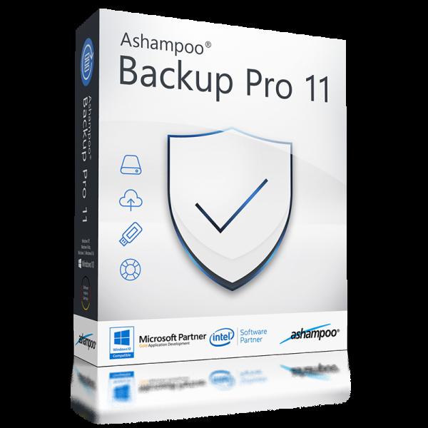 Ashampoo® Backup Pro