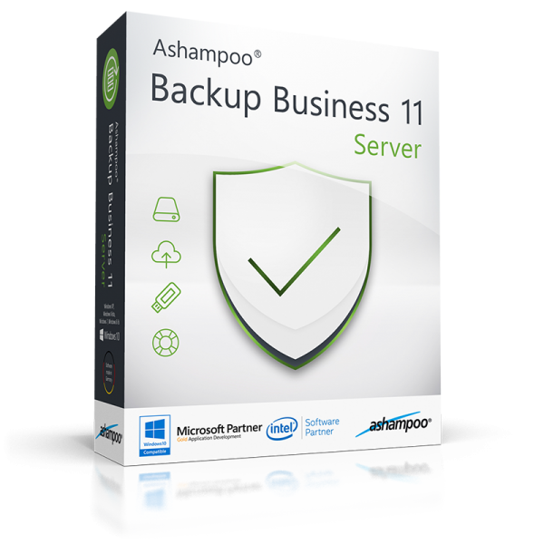 Ashampoo® Backup Business 11 Server